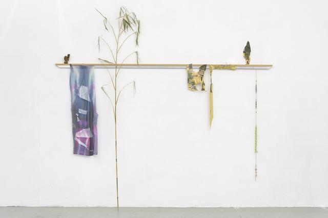 , 'I said, I got no money he said, that ain'tnecessary (For Koen),' 2017, CCA Andratx Kunsthalle