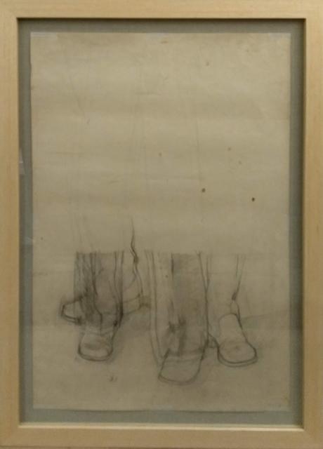 , 'Me llaman Trinity y Nevada Smith - 1 (Boceto),' 1972, Casas Riegner