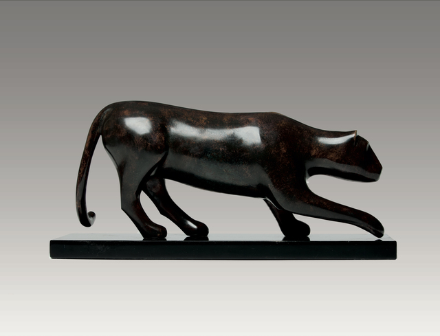 , 'Jaguar,' , Robert Hooke Sculpture Gallery