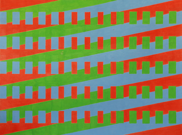 , 'Red Green and Blue,' 1963, Louis Stern Fine Arts