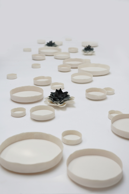 Valeria Nascimento, 'Lotus Installation', 2019, Woolff Gallery