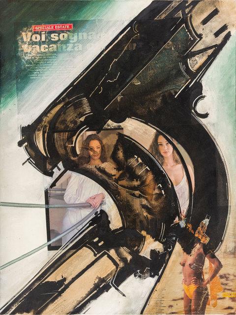 Gianni Bertini, 'Artemide e Callisto', 1994, ArtRite