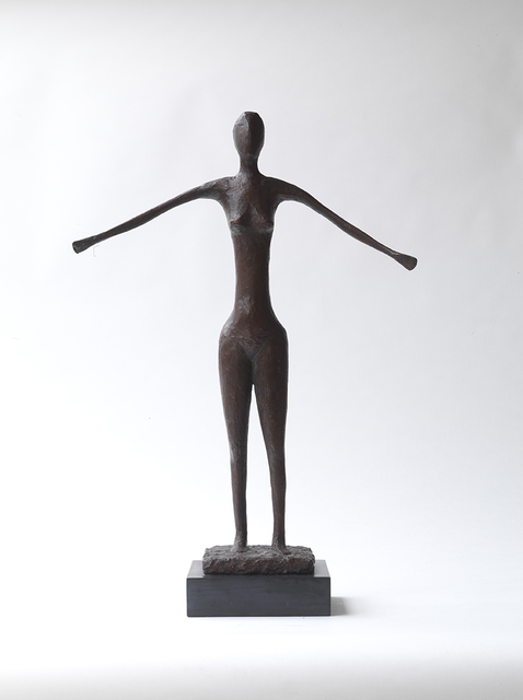 , 'Figure with Arms Down I,' 2004, Pangolin