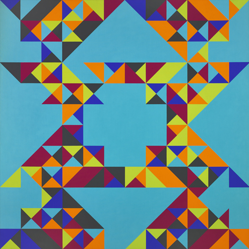 , '#6,' 1971, Louis Stern Fine Arts