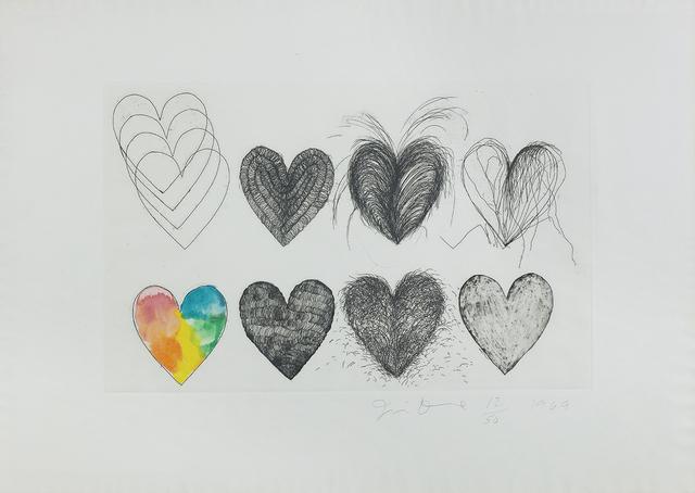 , 'Eleven Hearts,' 1969, Pettibone Fine Art