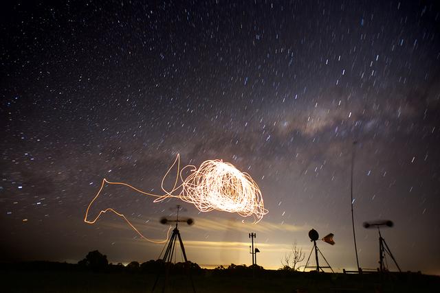 , 'Anemograph Scorpius Hepburn Wind Farm,' 2018, MARS