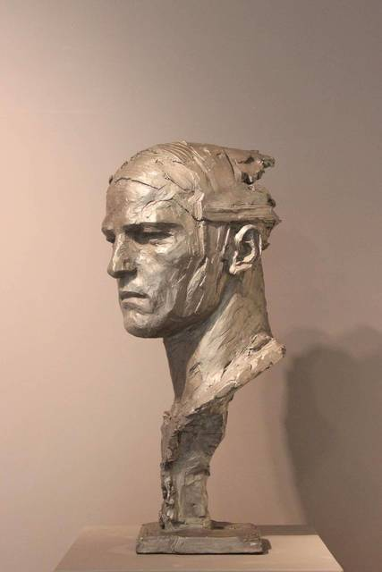 , 'Thésée,' 2015, Galerie Bayart