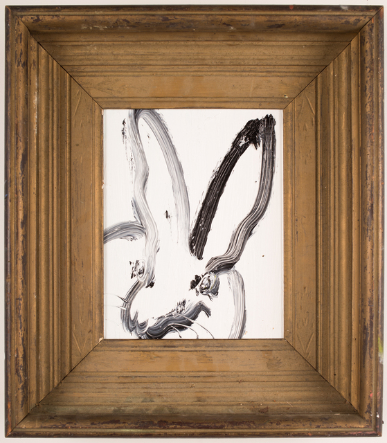 , 'Untitled (Bunny on White),' , Gilman Contemporary