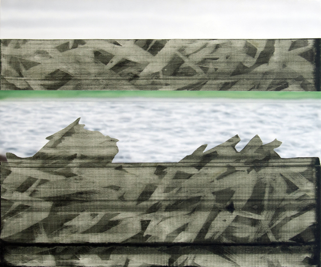 , 'Rhein,' 2017, Assembly Gallery