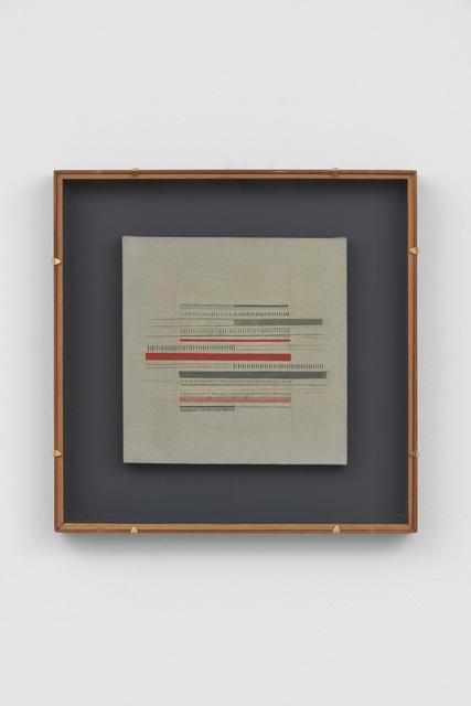 Bice Lazzari, 'Scrittura n.2 [Writing no.2]', 1974, Richard Saltoun