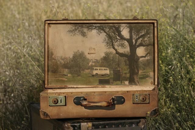 , 'Memory Suitcase #11,' 2006, Zemack Contemporary Art