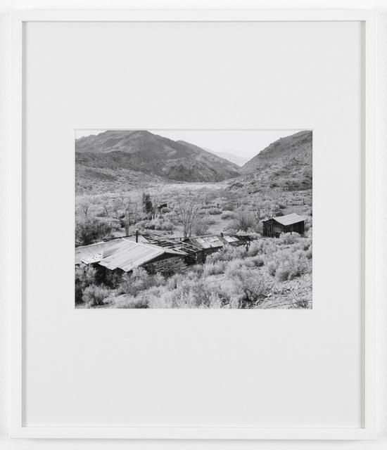 Joachim Koester, 'Untitled (Barker Ranch)', 2008, Galleri Nicolai Wallner
