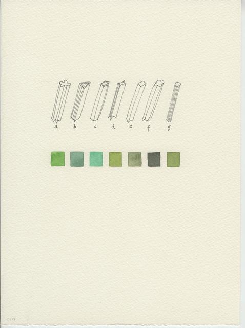 , 'Cadernos de Campo #15,' 2015, Carlos Carvalho- Arte Contemporanea