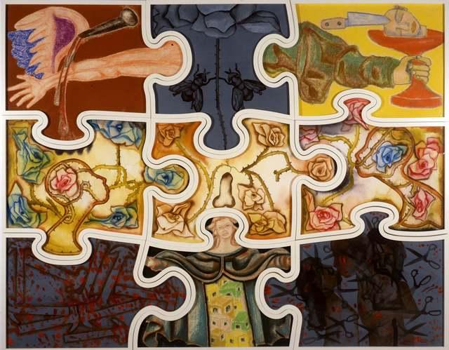 , 'Jigsaw Puzzle III,' 2009, Javier Lopez & Fer Frances