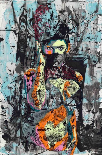 , 'Timekeeper 26 - Always a ninja,' 2017, Art Supermarket