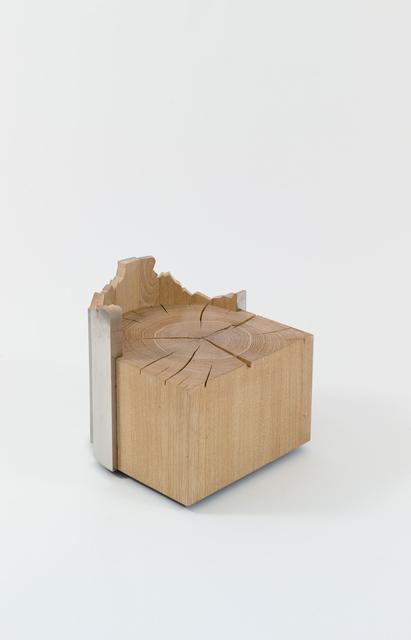 , 'Pouf Colonne / Column Seat,' 2012, Demisch Danant