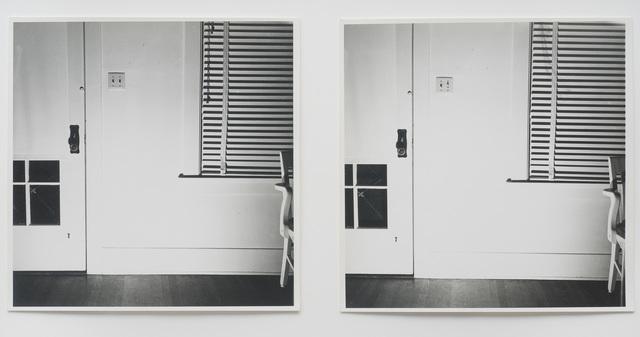 , 'Light Off / Light On,' 1970, The Metropolitan Museum of Art