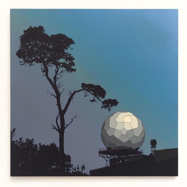 , 'Vandenberg,' 2016, Christopher Grimes Gallery
