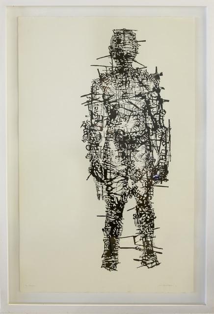 Lehlogonolo Mashaba, 'Origins I', Museum of African Design (MOAD)