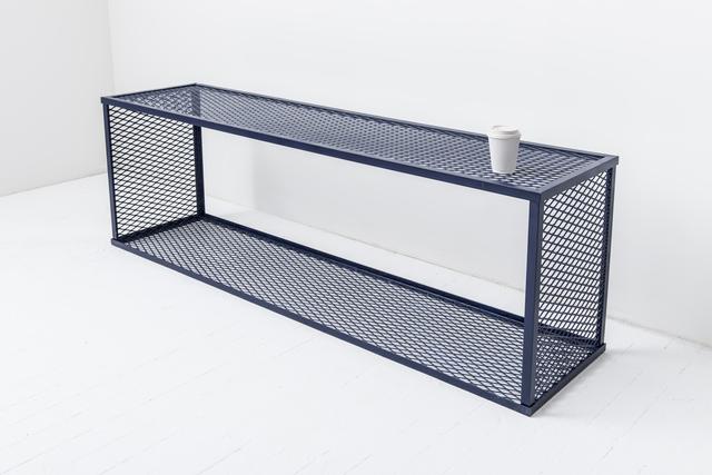 , 'Blue Bench,' 2015, Southard Reid
