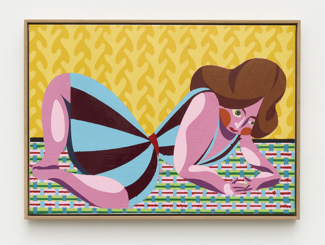 , 'Untitled (XI),' 2015, Galleri Nicolai Wallner