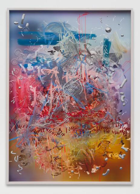 , 'Paw-pavKompanyDATestimulantes^footlooseLuvjobs++,' 2016, Johannes Vogt Gallery