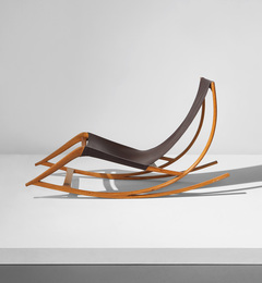 "Unique ""Chaise Rocker"""