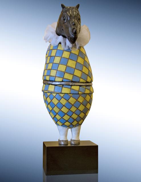 , 'Rhino Harlequin,' 2016, Guarisco Gallery