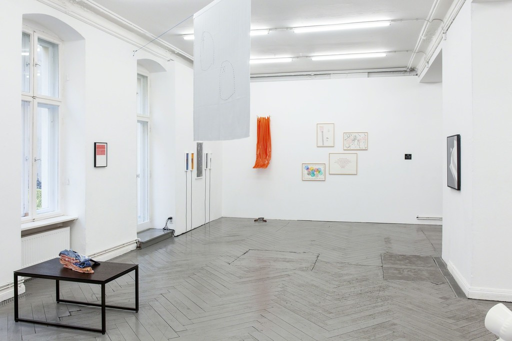 Exhibition view, 2018, EIGEN + ART Lab, Photo: Otto Felber, Berlin