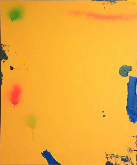 , 'Untitled - Birthday Painting,' 2015, Roberto Alban Galeria de Arte