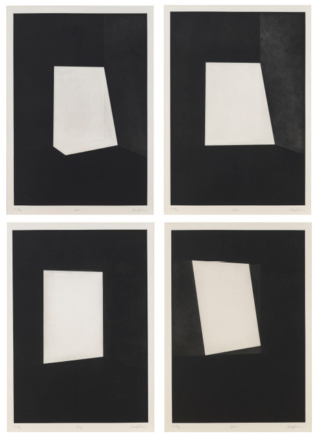 , 'First Light: Parallelograms,' 1989-90, Mary Ryan Gallery, Inc