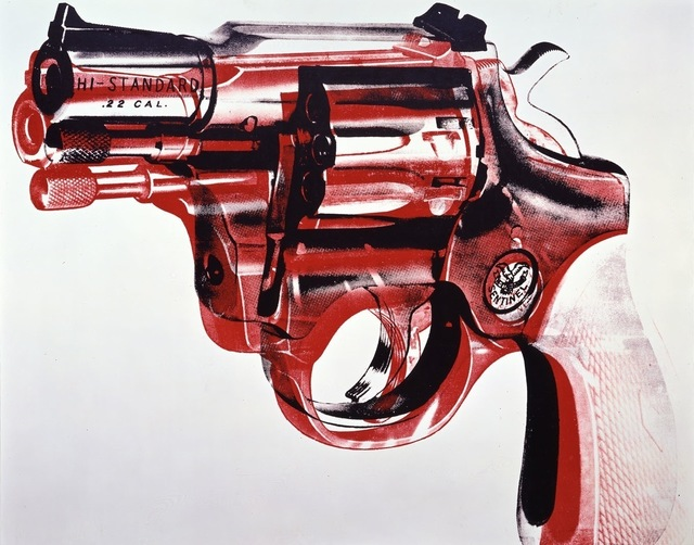 Andy Warhol, 'Guns', 1981, Gagosian