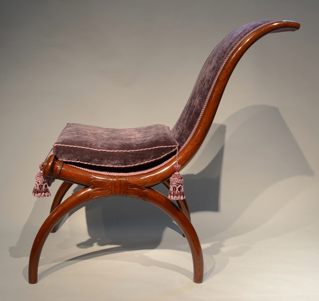 , 'THE ETRUSCAN CHAIR,' , BURZIO.