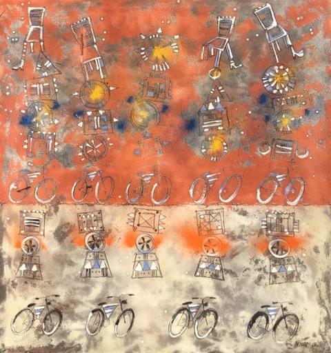 , 'Silla Con Zapato,' 2015, Aura Galerias
