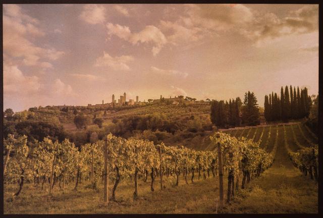 , 'San Gimignano, Early Autumn,' , Soho Photo Gallery
