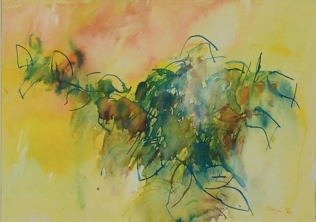 , 'Abstract Landscape,' 1976, Asia Art Center