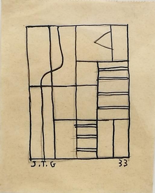 , 'Untitled,' 1933, Galería de las Misiones
