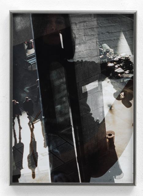 , 'Street Self-portrait #2,' 2015, Sies + Höke