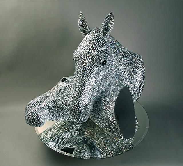 , 'Wild Horses,' 2012, Galleria Ca' d'Oro