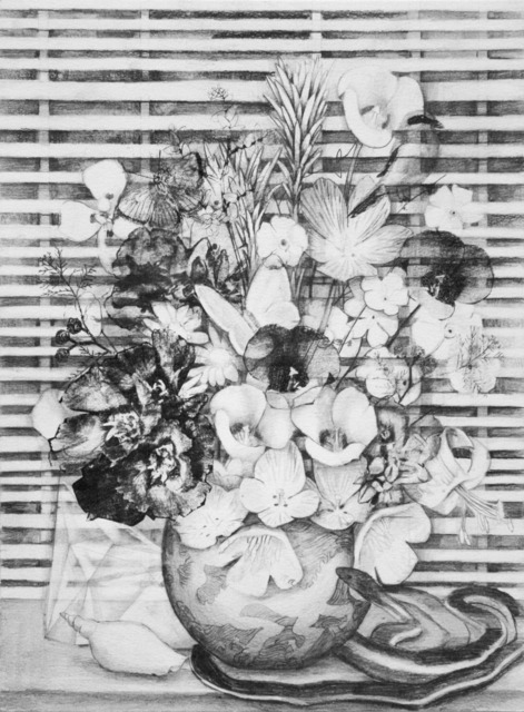 Robert Minervini, 'Bouquet with Blinds', 2013, Marine Projects