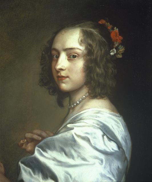 , 'Margaret Lemon,' 1638, The Frick Collection