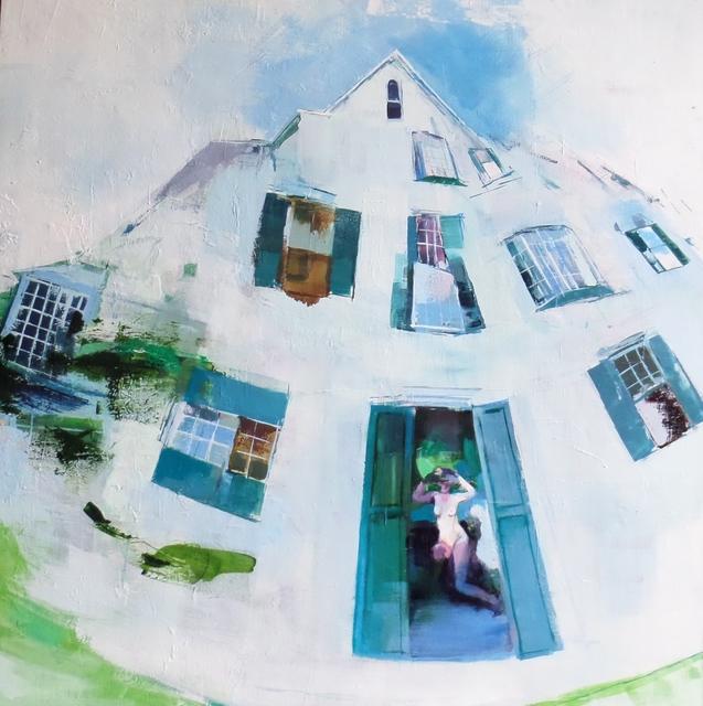 , 'Sunday Windows,' 2015, InLiquid
