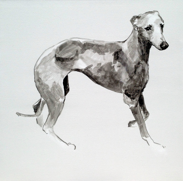 , 'Whippet,' 2013, Dog & Horse Fine Art