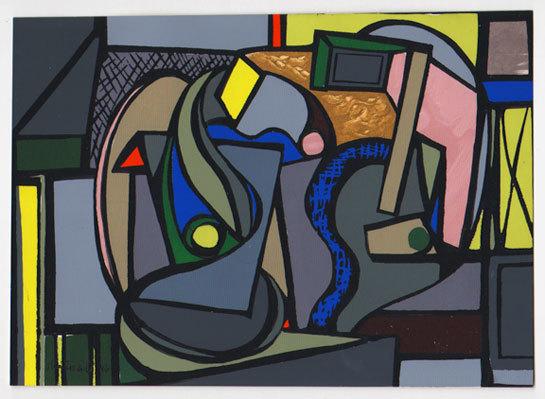 , 'Composition (46.11),' 1946, Dolan/Maxwell