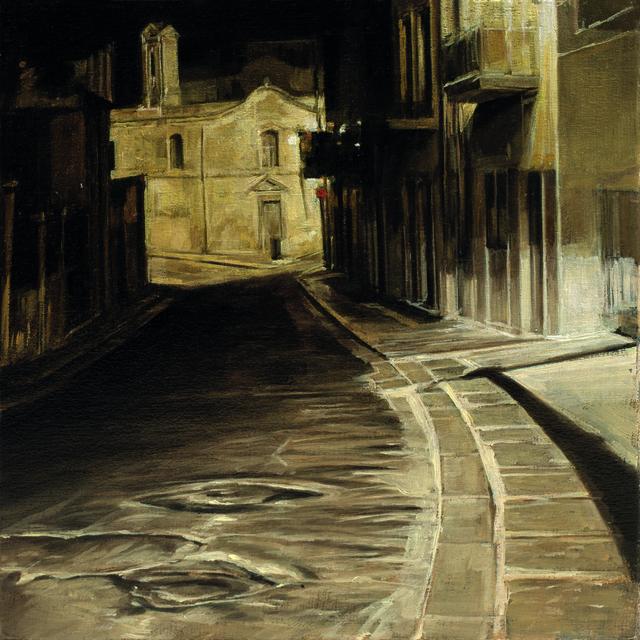 , 'Notte. Profumo d'incenso,' 2018, Galleria Punto Sull'Arte