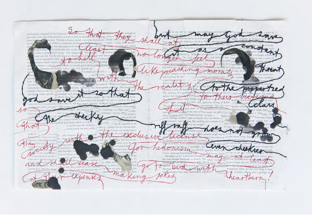 Chiara Fumai, 'Spell n. 22', 2015, Tatjana Pieters