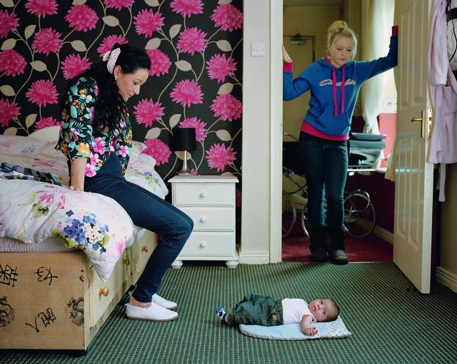 , 'Shauna, Cory, and Patrick, Cobh, Ireland,' 2012, Aperture Foundation
