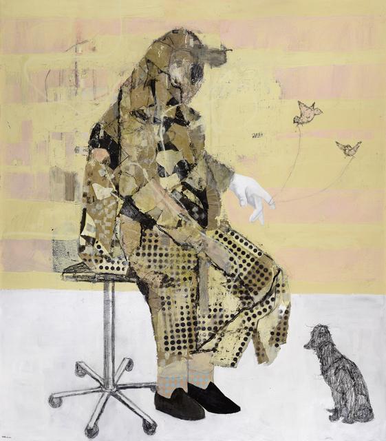 , 'Shrodingers Cat,' 2017, Absolut Art Gallery
