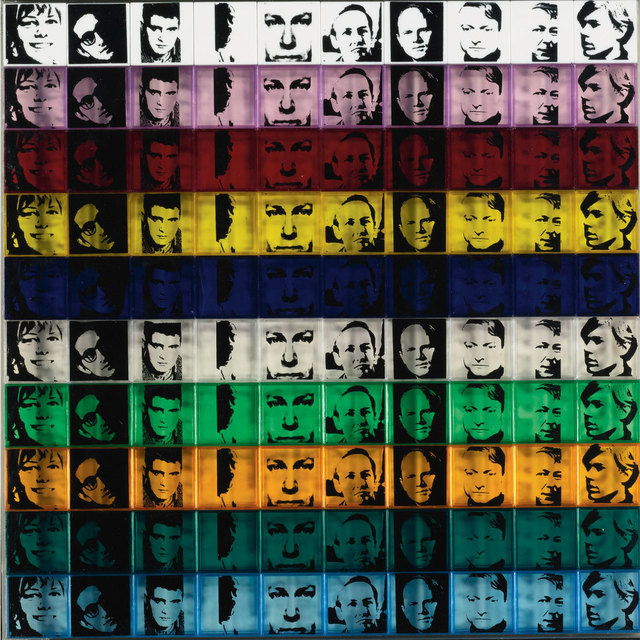Andy Warhol, 'Portraits of the Artists (FS II.17)', 1967, Revolver Gallery