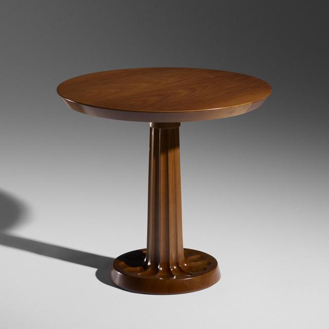 T.H. Robsjohn-Gibbings, 'occasional table, model no. 110', c. 1969, Wright